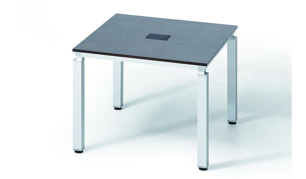 4 seater meeting table in veneer