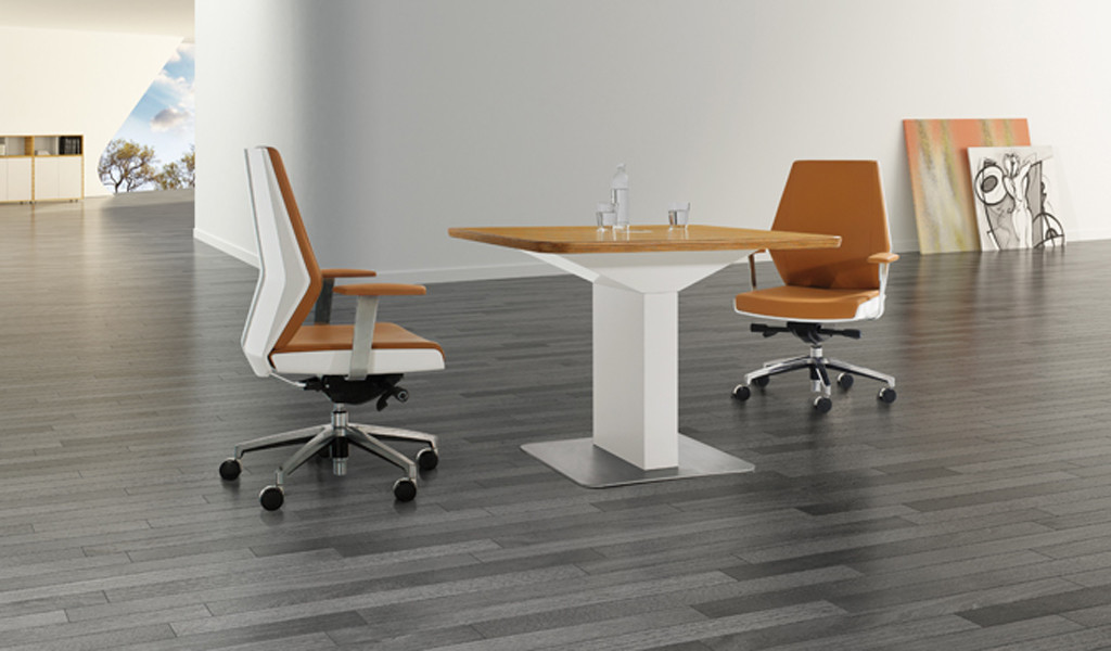 iWork Four Seater Meeting Table & Chairs : BCCI-20