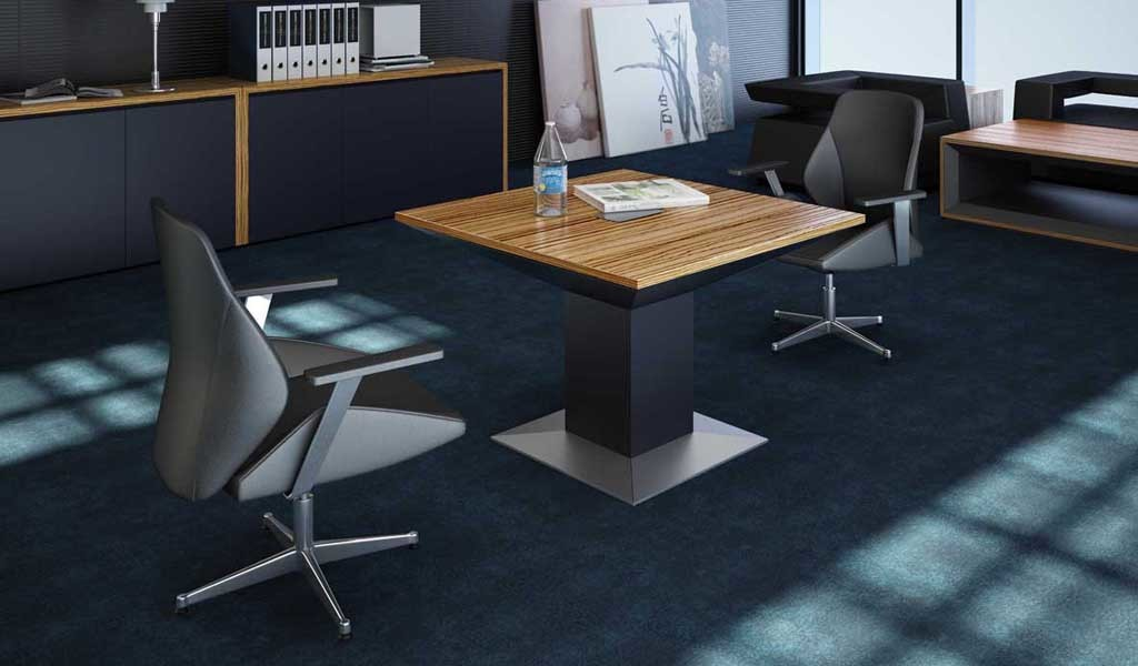 Status Four Seater Meeting Table & Chairs : BCCS-20