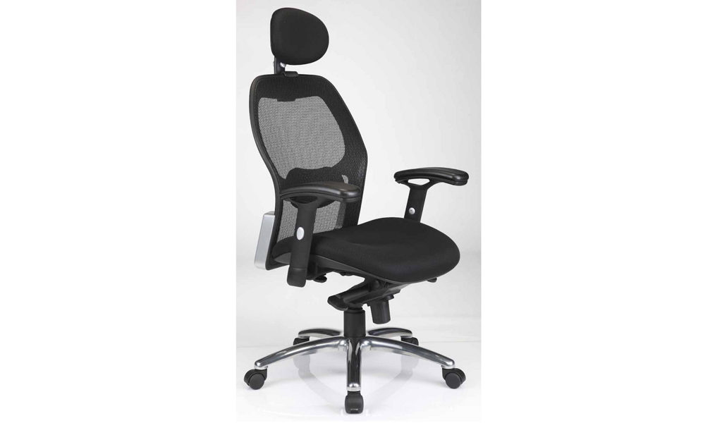 executive chair with synchro tilt