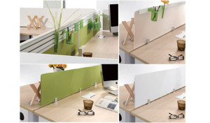 'Linz' Laminate Modular Workstation