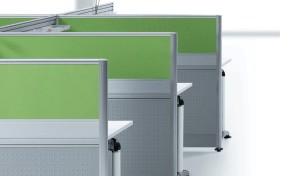 Smart 90 Degree L Shaped Desking System