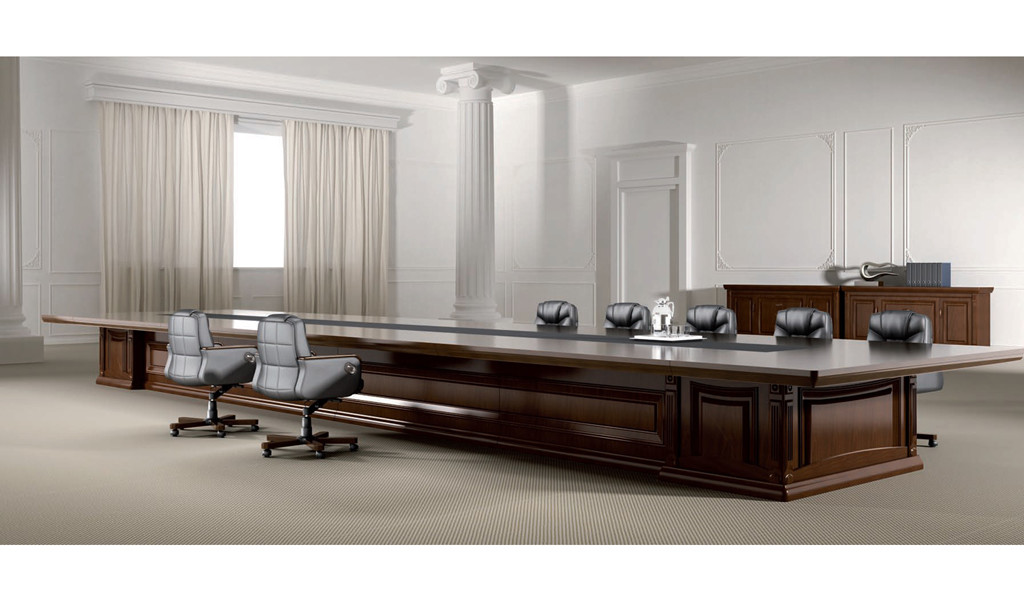 Caesar Conference Table & Chairs - BCCC-28-5.0
