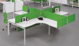 Modular Workstation System 'E-Half - Plus'