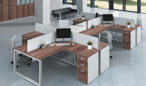 Phoebe Zhennan Laminate Workstation