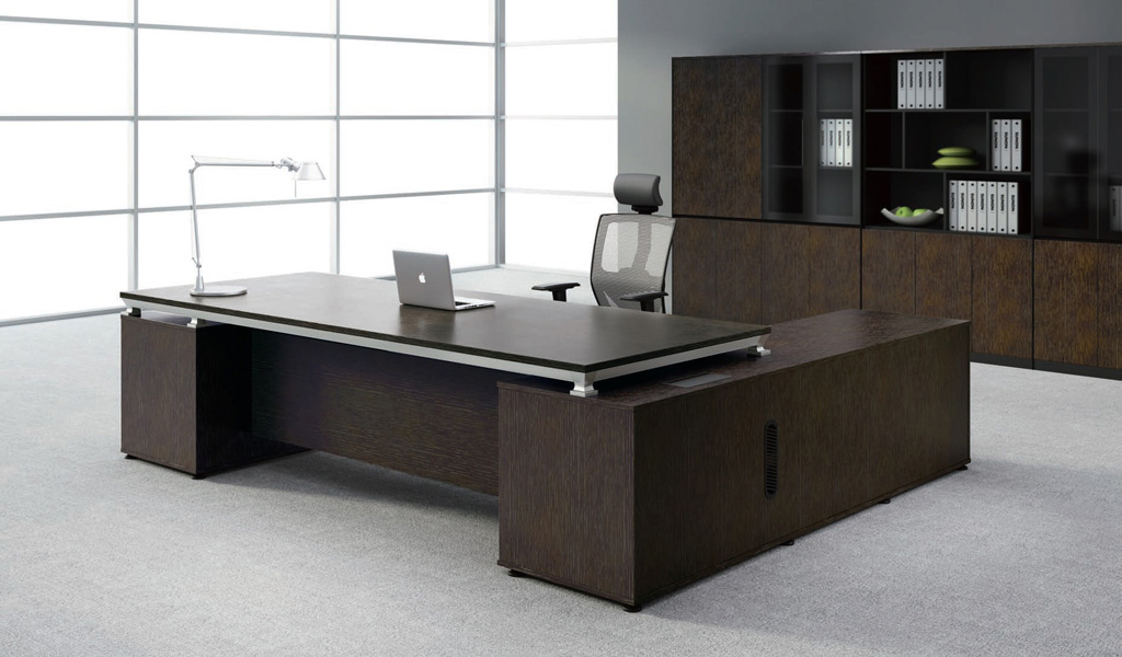 Large Office Tables Premium Office Furniture Online Boss S Cabin