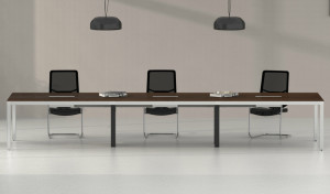 contemporary conference room with chairs