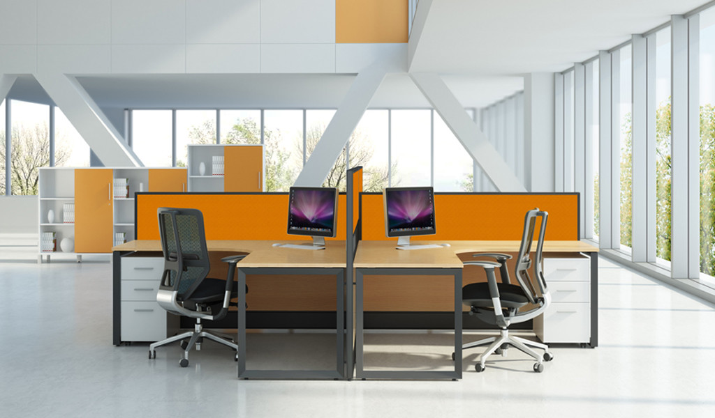 Stimulating Office Workstation Designs Boss S Cabin