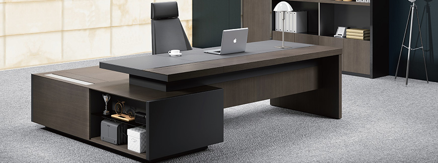 L-Shaped Office Furniture