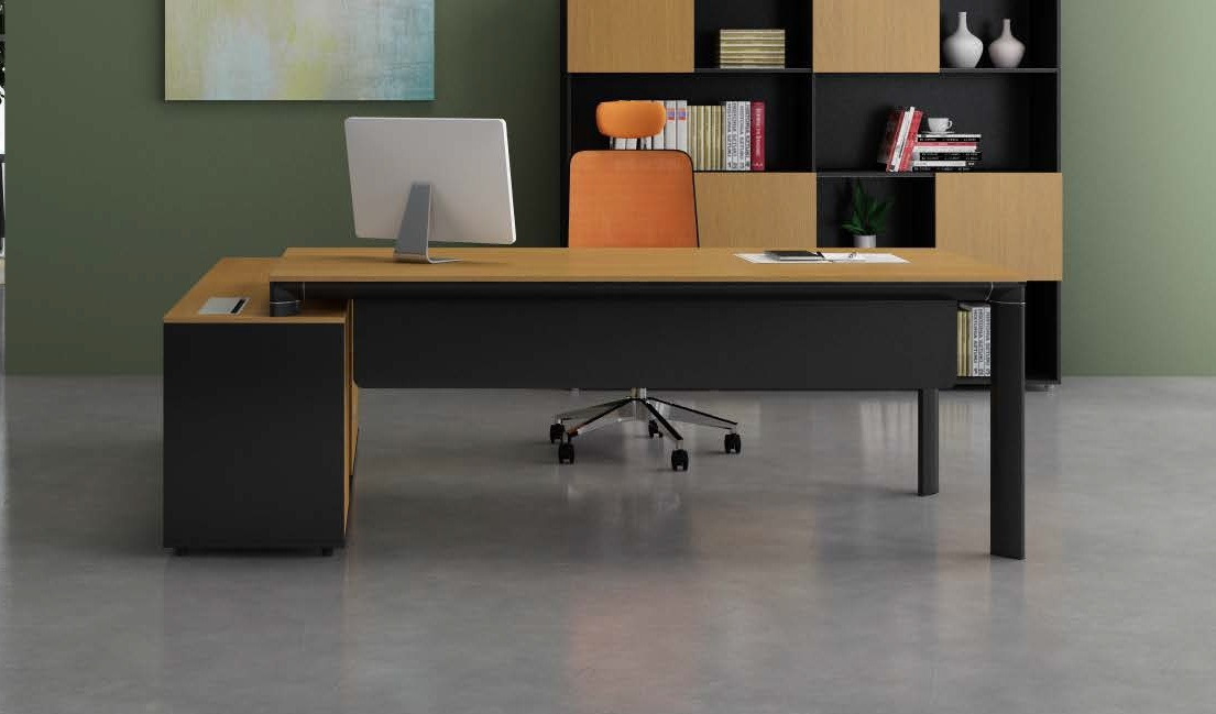 Know About Best Materials For An Executive Desk Boss S Cabin