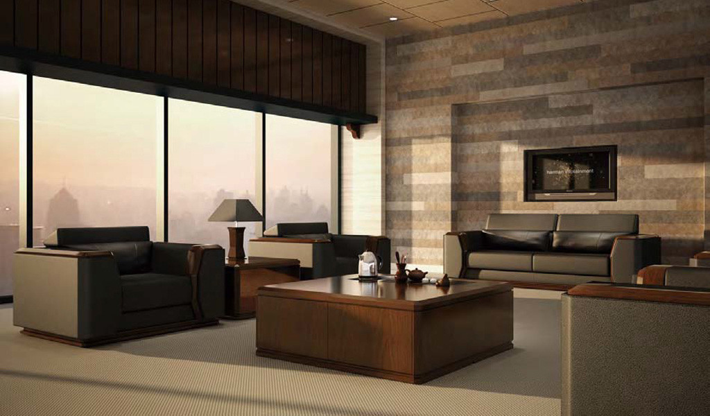 Modular Furniture - Stylish Lounge