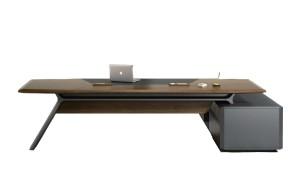 9 feet office table from Italian Aulenti series