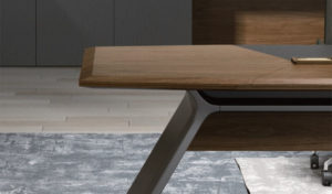 walnut veneer office table top