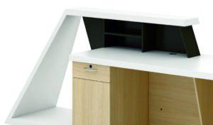 Reception Table Inside viwe