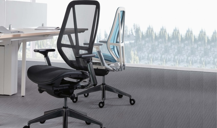 Ergonomic Mesh Chairs